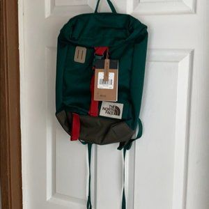 NWT North Face Top Loader Backpack